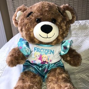 Frozen Brown Build-a-bear